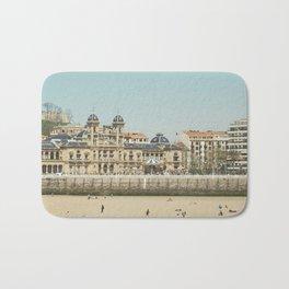 The City Hall and The Beach Bath Mat