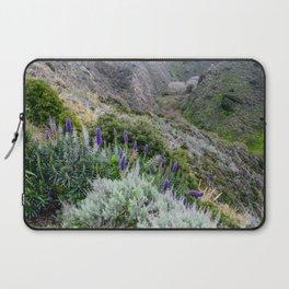 Mountain Paintbrushes (Big Sur) Laptop Sleeve