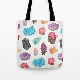 Raw Gems Tote Bag
