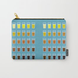 The Colors of Beer Carry-All Pouch