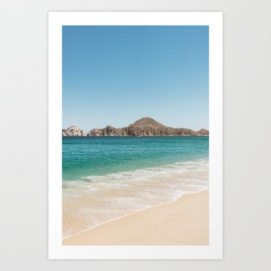 Cabo San Lucas III Art Print