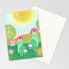 Chelsea Birds Stationery Cards