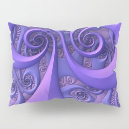 I Saw the Wind Today Pillow Sham