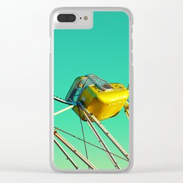 Cars Clear iPhone Case