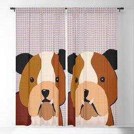 DOGS Poster, Nursery Decor, Animal decor, Dog, kids room decor, dogs wall art Blackout Curtain