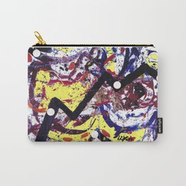 BEETHOVEN:    5th  Symphony         by Kay Lipton Carry-All Pouch