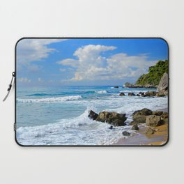 Corfu Island Greece Laptop Sleeve