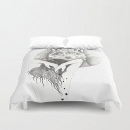 WolfMoon Duvet Cover