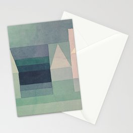 Three Houses Stationery Cards