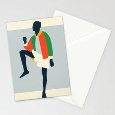 Fashion Dance 1 Stationery Cards