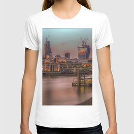 Days End in the City T-shirt
