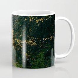 Golden Oregon Forest Coffee Mug