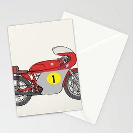 MV Agusta GP 500 Stationery Cards