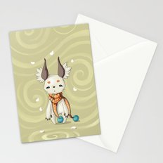 Fluffy Ears Stationery Cards