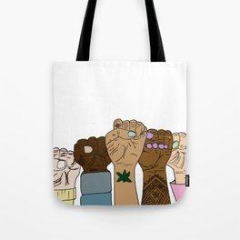 The Same for Everyone Tote Bag