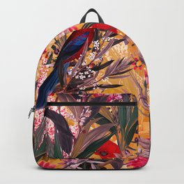 Floral and Birds XXVIII Backpack