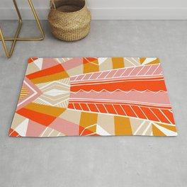 salida, woven rug pattern Rug