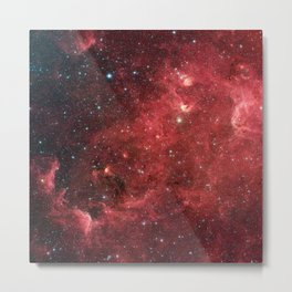 North American Nebula Metal Print