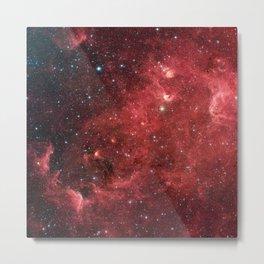 North American Nebula Metal Print