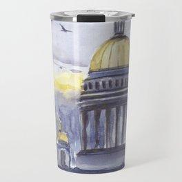 Saint Petersburg Travel Mug