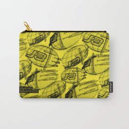 JA Swatches Carry-All Pouch