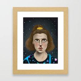Adversary-Eleven Framed Art Print