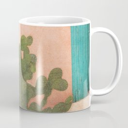 Strong Desert Cactus Coffee Mug
