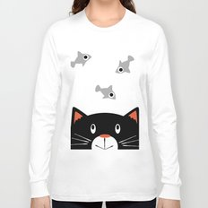 Dreaming of Fish Long Sleeve T-shirt