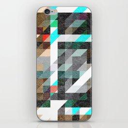 Digitally Textured iPhone Skin