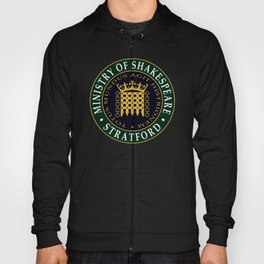 Ministry of Shakespeare Hoody
