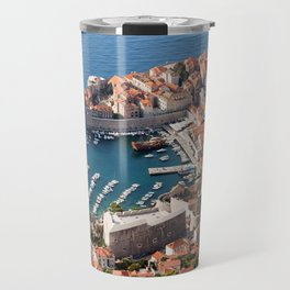 Old Town of Dubrovnik Travel Mug