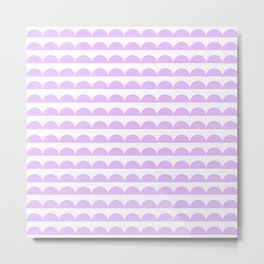 BREE ((lilac)) Metal Print