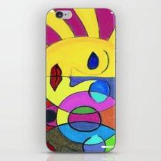 Sunshine and Moon iPhone & iPod Skin