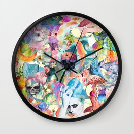 Temporarily Out of Order Wall Clock