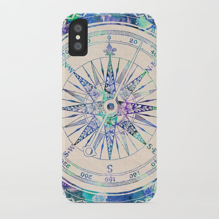 Follow Your Own Path iPhone Case