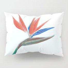 Bird of Paradise Pillow Sham