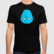 Doctor Manhattan LARGE Mens Fitted Tee Black