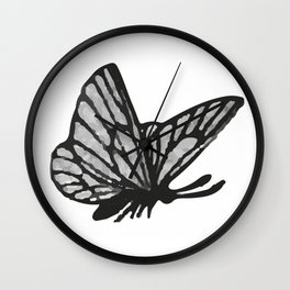 Butterfy Wall Clock