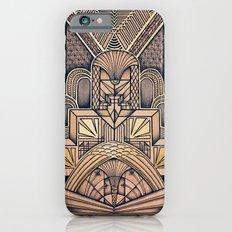 Art Deco Design Slim Case iPhone 6s