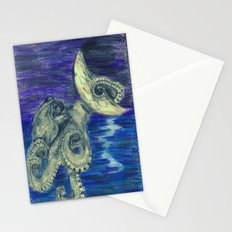 Noctopus Stationery Cards