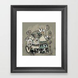 love king! Framed Art Print