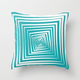 CUBIIGEO Throw Pillow