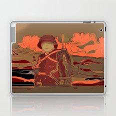 Soldier ( drawing) Laptop & iPad Skin