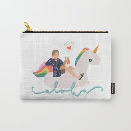 Bon Voyage Taehyung Carry-All Pouch