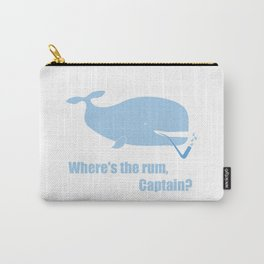 The Whale Carry-All Pouch