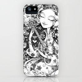 Weeping Widow iPhone Case
