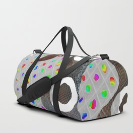 Rainbow Pallet Duffle Bag