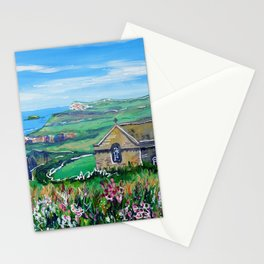 St Non's Chapel Stationery Cards