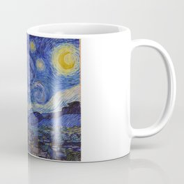 The Starry Night by Vincent van Gogh (1889) Coffee Mug