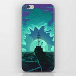 Bigger Boat iPhone Skin